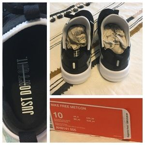 49b8f7a99d70c Nike Shoes - 🆕 Men s Nike FREE Metcon Just Do It Sneakers 10